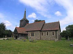 All Saints Church, Doddinghurst, Essex - geograph.org.uk - 38141.jpg