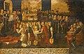 Allegorie op de tirannie van de hertog van Alva in de Nederlanden Rijksmuseum SK-C-1551.jpeg