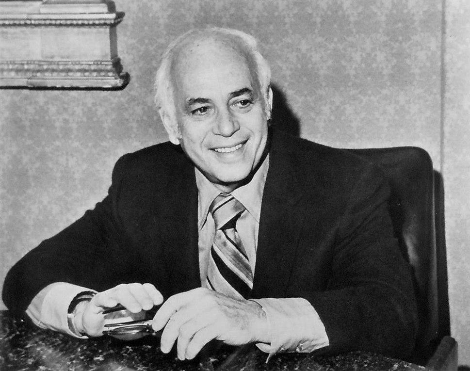 Allen Funt 1972
