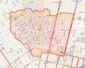 Allentown Historic District map 2012.png