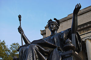 Columbia University cover