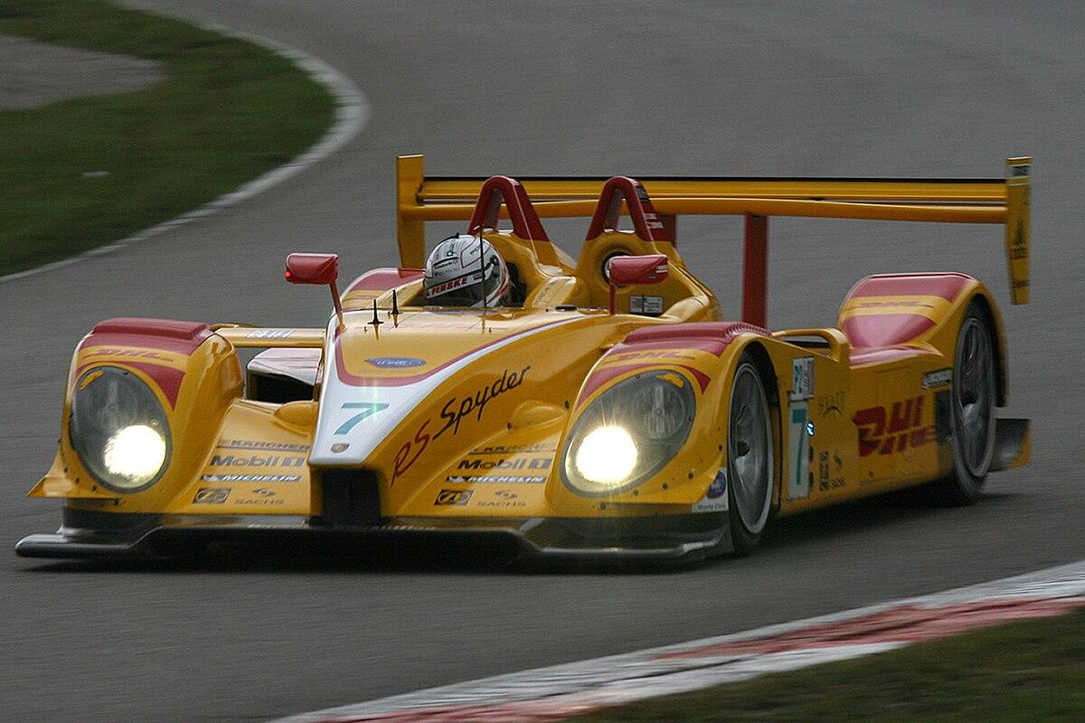 Porsche rs spyder wikip dia for Prix m2 le mans