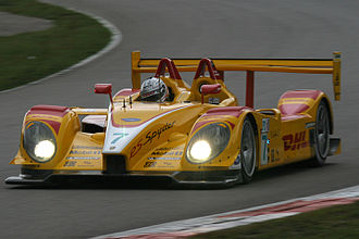 Lone Star Grand Prix - Romain Dumas and Timo Bernhard were outright winners in 2007.