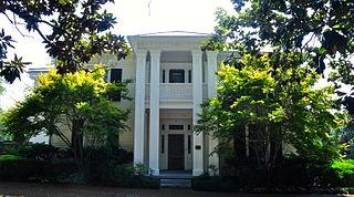 Alpheus Truett House