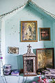 Altar for prayers in colonial house Northeast Brazil.jpg