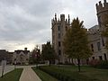 Altgeld Hall and Swen Parson Hall from College Ave.jpg