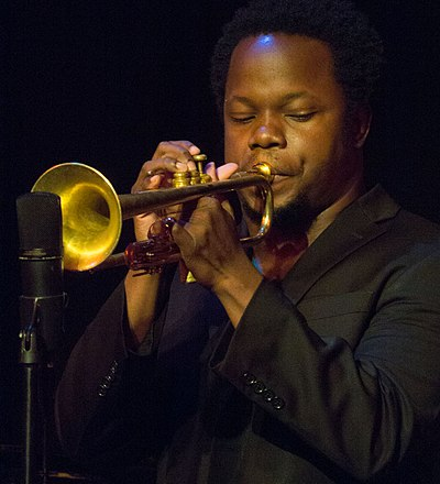 Picture of a band or musician: Ambrose Akinmusire