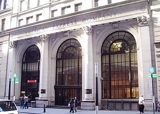 American Express Company Building 65 Broadway entrance.jpg