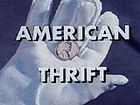 American Thrift opening title
