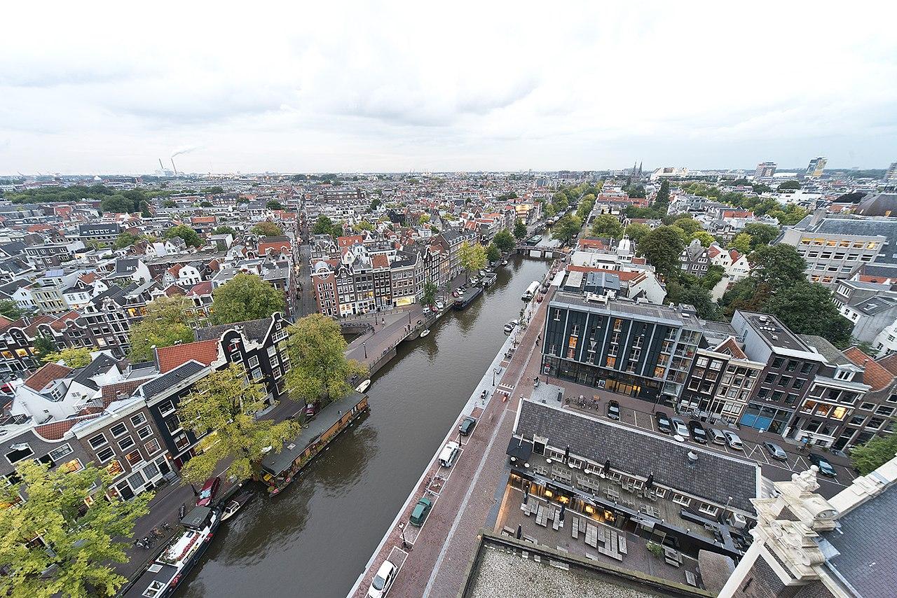 Kota Amsterdam, Belanda