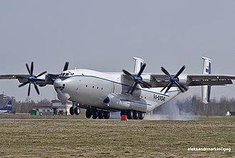 Antonov An-22 - An-22 of the Russian Air Force