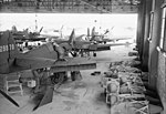 An assembly plant for American fighter warplanes destined for Russia, somewhere in Iran.jpeg