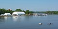 Anacostia Community Boathouse and Anacostia Railroad Bridge - Washington DC.jpg