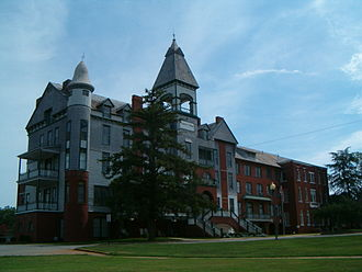 Andrew College - Old Main building