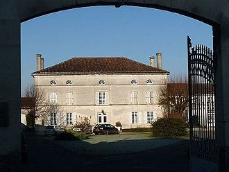 Angeac-Champagne - The Logis d'Angeac
