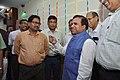 Anil Shrikrishna Manekar With His Workmates - NCSM - Kolkata 2018-03-31 9893.JPG