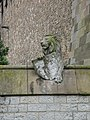 Animal Wall 1 - First Lion - geograph.org.uk - 1375244.jpg