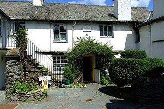 Hawkshead - Image: Ann Tyson's Cottage geograph.org.uk 510301