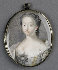 Anna Hanover (1709-59). Wife of Prince William IV