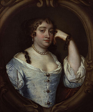 Anne Hyde - Anne, painted by Lely about 1670.