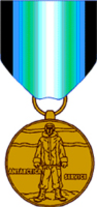 Antarctica Service Medal - Image: Antarctica Service Medal