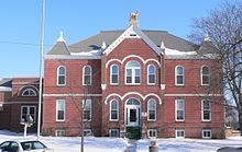Antelope County Courthouse (Nebraska) from W 2.JPG