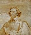Anthony van Dyck - Portrait of Francis Junius (1591–1677), grisaille OU BODL LP151-001.jpg