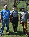 Antietam National Battlefield Clean-Up, volunteers (28100006751).jpg