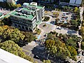 AnyangGwacheon Office of Education, Photographed from Gongjak Town Booyoung Apartment rooftop.jpg