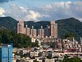 Apartments on Xinlong Mountain, Wenshan District 20090926.jpg