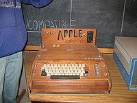 Der erste PC: Apple I