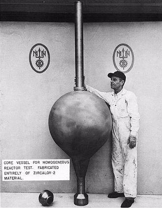 Aqueous homogeneous reactor - Aqueous homogeneous reactor at Oak Ridge National Laboratory