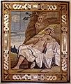 Arazzeria medicea, su dis. di lorenzo lippi, la notte, 1643.jpg