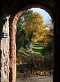 Archway to Rougemont Gardens, Exeter - geograph.org.uk - 1048195.jpg