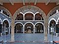 Arcos Interior del Palacio de Gobierno Aguascalientes Mexico.jpg