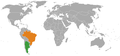 Argentina Brazil Locator.png