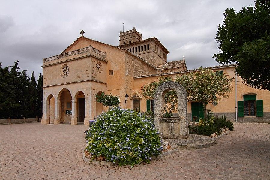 Ariany, Iglesia de Nuestra Señora de Atocha, 02