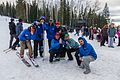 Arizona Snowbowl Grand Canyon Express Ski Lift Opening Celebration (30763856264).jpg