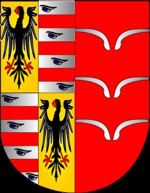 António José de Ávila, 2nd Marquis of Ávila and Bolama - Coat of Arms of the Duke of Ávila and Bolama.