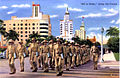 Army Air Forces - Postcard - Miami Beach Training Center - Off To Study.jpg
