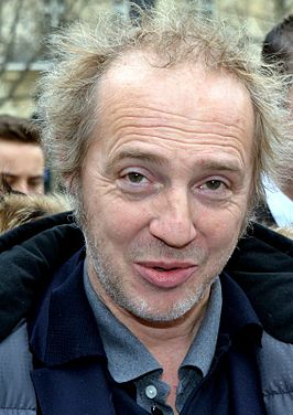 Arnaud Desplechin in 2016