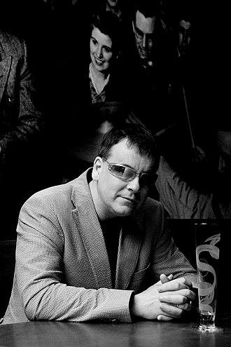 Arnis Mednis - Image: Arnis Mednis 2008