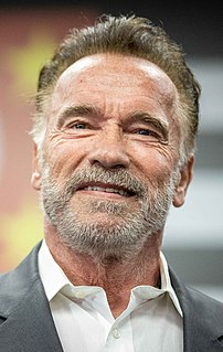 Arnold Schwarzenegger Austrian-American actor, businessman, bodybuilder and politician