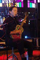 Arone Dyer (Buke) (Buke & Gase) (Haldern Pop Festival 2013) IMGP5890 smial wp.jpg