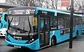 Arriva Kent & Surrey SN17MXD, Chatham Bus Station, 15 January 2018 (cropped).jpg