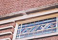 Art Deco ex Regal cinema, window detail, Priory Road - Princess Road, Wells - geograph.org.uk - 2215689.jpg