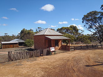 Arthur River, Western Australia - Old Post Office building