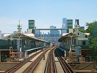 Lake Street Elevated Railroad