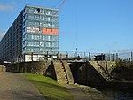 Ashton Canal Lock 3 Milliners' Wharf 5159.JPG