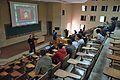 Ashwin Baindur - Wikipedia Academic Presentation - Bhaskaracharya Hall - Indian Institute of Technology - Kharagpur - West Midnapore 2015-01-24 4948.JPG